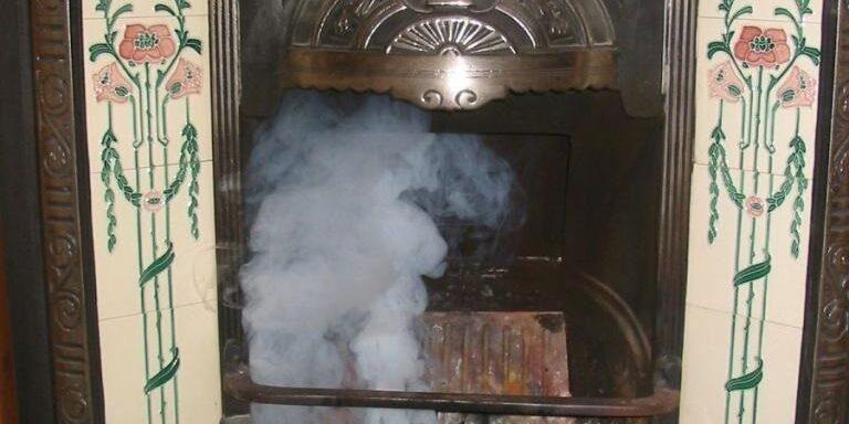 Як збільшити тягу в димарі, буржуйці або ж печі?